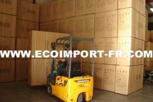 ECOIMPORT INTERNATIONAL STOCK